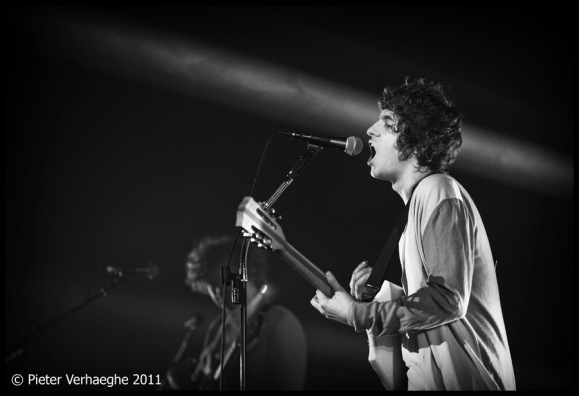 The Kooks, Vorst, 16 okt 2011