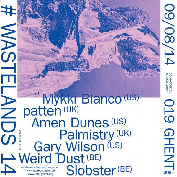 Wastelands Festival 2014