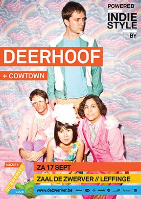 Deerhoof - De Zwerver