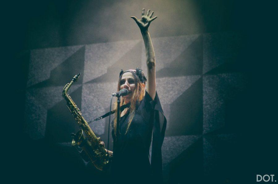PJ Harvey door Imke van Steenkiste