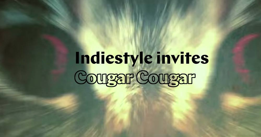 30/04 Leuven Indiestyle invites: Cougar Cougar